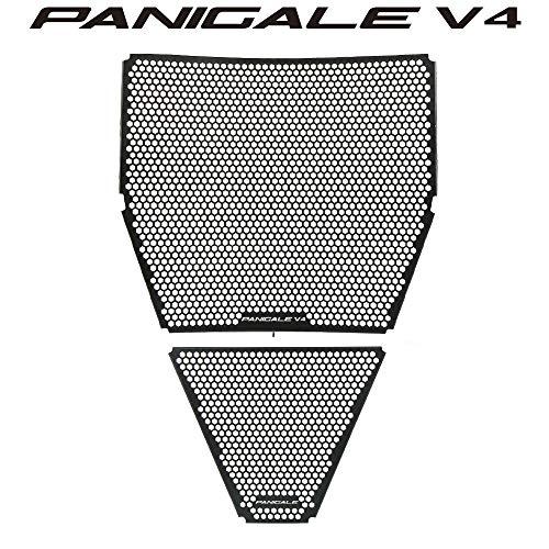 Kühlerschutzgitter Schutzgitter Kühlergitter & Ölkühlerabdeckung Motorradzubehör für Ducati Panigale V4 S Speciale 2018 2019 per Ducati Panigale V4 R Panigale V4 S Corse 2019