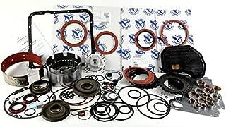 4L60E Master Rebuild Kit Alto Red Eagle Clutch Kolene PowerPack Drum Band 97-03