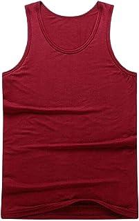 chenshiba-JP メンズジムタンクトップストレーニング筋肉TトレーニングフィットネスTシャツプラスサイズ