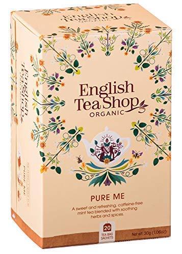 English Tea Shop Bio-Kräutertee mit Bockshornklee- und Fenchelsamen Made in Sri Lanka - 1 x 20 Teebeutel (30 Gramm)
