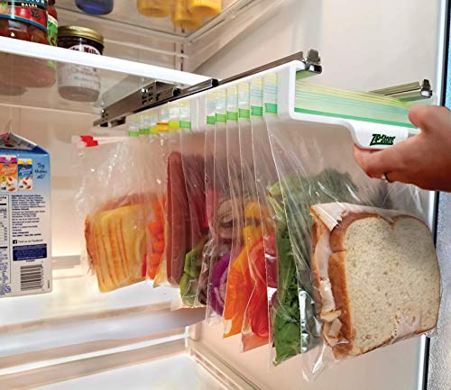 Zip n Store - Organize Your Refrigerator - Mid-Size Easy Store...
