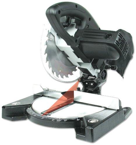 Mannesmann Laser Kapp- und Gehrungssäge mit 2 Sägeblättern, M12785