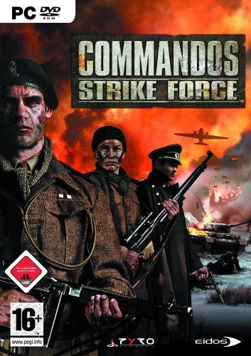 Commandos: Strike Force [Importación alemana]