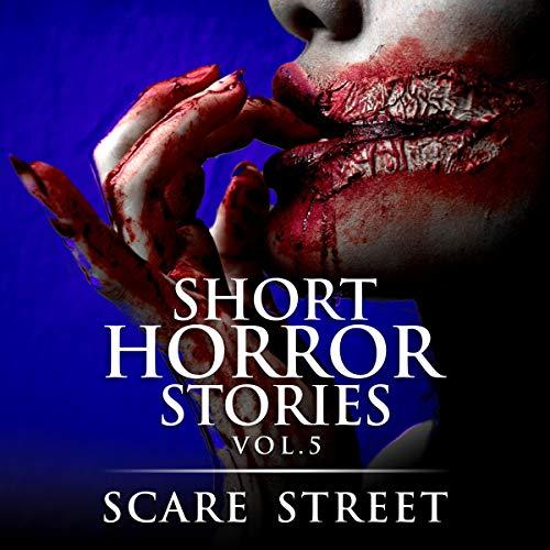 Page de couverture de Short Horror Stories, Vol. 5