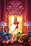 Posters USA Disney The Emperor's New Groove Movie Poster GLOSSY FINISH - FIL097 (24