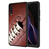 Galaxy A10E Case, AIRWEE Slim Shockproof Silicone TPU Back Protective Cover Case for Samsung Galaxy A10E,Ball Sports Football