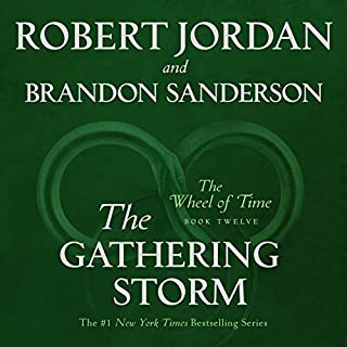 The Gathering Storm cover art