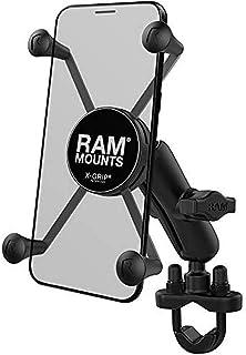 RAM Mount RAM-B-149Z-UN10 actieve motorhouder voor mobiele telefoon, zwart