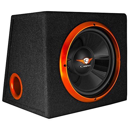 "Cadence Acoustics FXB12CA Single 12"" Active Subwoofer Enclosure"