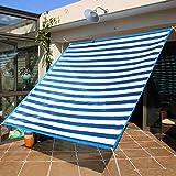 Outdoor Sun Shade Sail Canopy - Waterproof Cloth Home Regenfestes, wasserdichtes Sonnenschirmnetz, Sonnenschirm, atmungsaktiver Autoschuppen,2 * 3m