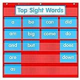 Scholastic Teacher's Friend Word Wall Pocket Chart, Multiple Colors (TF5115)