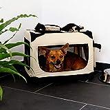 Zoom IMG-1 dibea borsa trasportino per cani