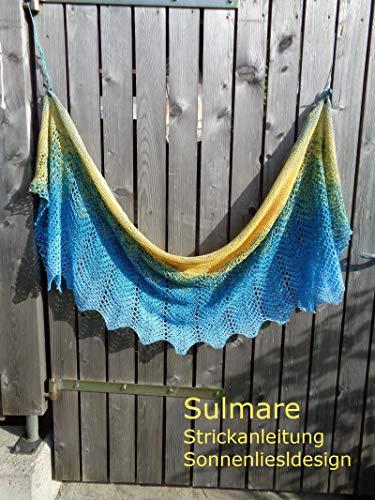 Sulmare: Strickanleitung für ein großes Tuch