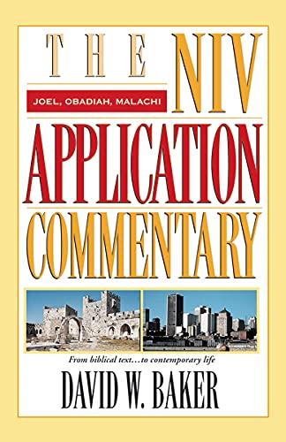 Image of Joel, Obadiah, Malachi (The NIV Application Commentary)