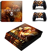Playstation 4 Pro Skin Set – role-playing game - HD Printing Vinyl Skin Cover Protective for PS4 Pro Console and 2 PS4 Controller by BALAKRISHNA THAKUR.