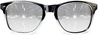 GloFX Limited Edition Specialty Difraction Glasses - Rave Eyes Party Club 3D Trippy