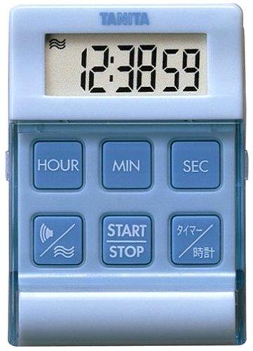 タニタ(TANITA) バイブレーションタイマー24時間計 クイック TD-370の詳細を見る