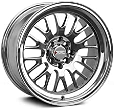 XXR Wheels 531 Platinum Wheel with Painted Finish (15 x 8. inches /4 x 100 mm, 20 mm Offset)