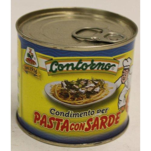 Condimento per pasta con sarde 410 grammi