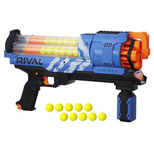 Nerf - Rival Artemis XVII-3000, color azul (Hasbro B8237SO0)