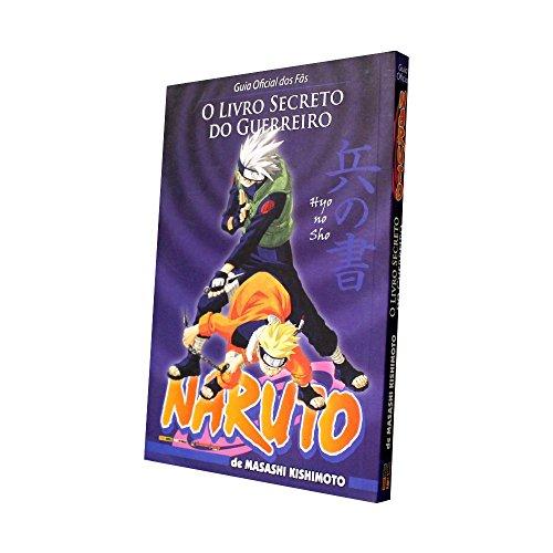 Naruto Livro Secreto do Guerreiro