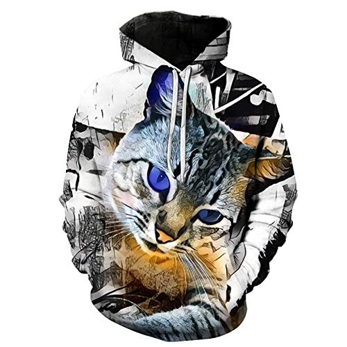 3D Patroon Hoodies Sweatshirts Mannen Pullover Casual Trainingspakken Mode Streetwear Merk Hoodie Nieuwigheid Jassen Jongen Bovenkleding Herfst Nieuw