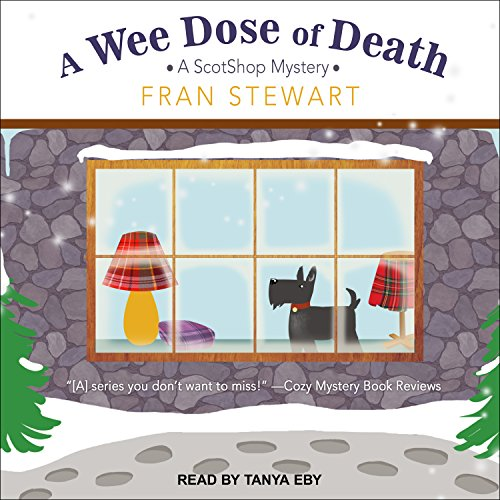 A Wee Dose of Death audiobook cover art