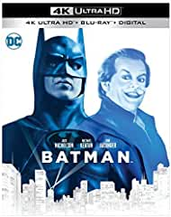 Warner Bros. Home Entertainment Announces The Batman Four Film Collection on 4K Ultra HD