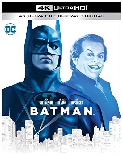 Batman (1989) (4K Ultra HD + Blu-ray + Digital)