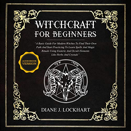 Witchcraft for Beginners cover art