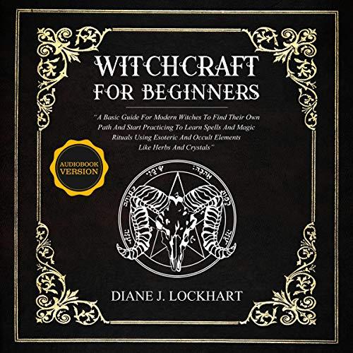 Witchcraft for Beginners Titelbild