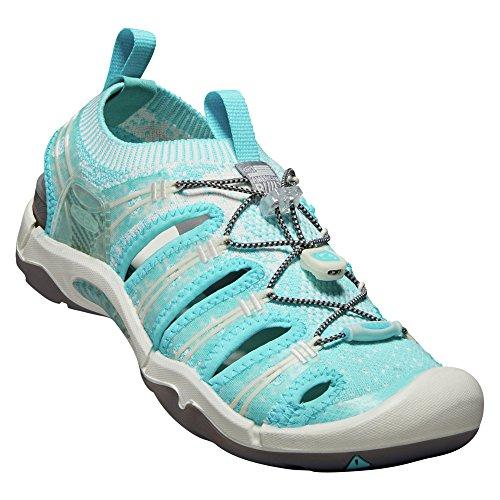 KEEN - Women's EVOFIT ONE Water Sandal for Outdoor Adventures, Light Blue, 10 M US