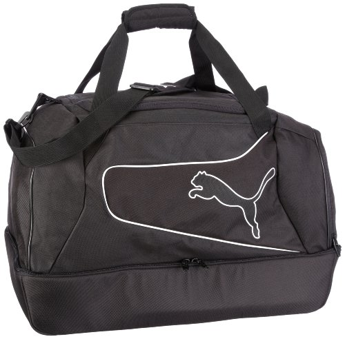 PUMA PowerCat 5.12 Borsa Calcio, Nero