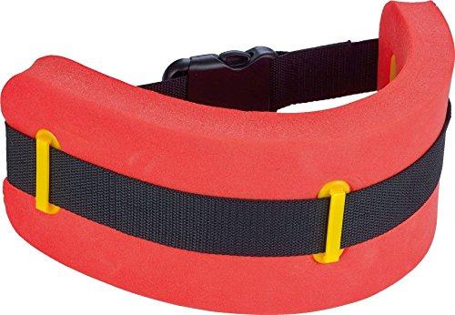 Beco Unisex Jugend Monogürtel-9647 Schwimmgürtel, rot, S