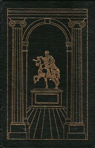 Meditations of Marcus Aurelius (Leather Bound, Easton Press)