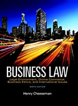 Business Law (9th Edition)