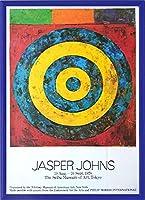 ジャスパー・ジョーンズ『Target』オフセットによる複製