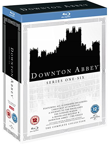 Downton Abbey Complete Collection 2016 [Edizione: Regno Unito] [Reino Unido] [Blu-ray]