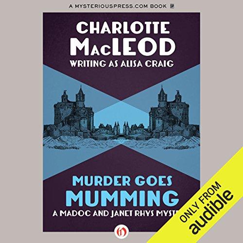 Murder Goes Mumming cover art