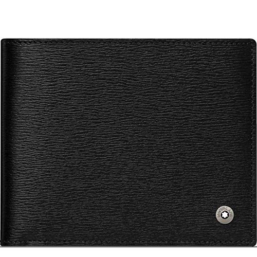 Montblanc 4810 Westside Men's Small Leather Wallet 8CC 114689