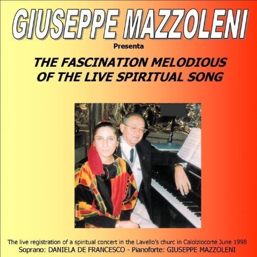 Giuseppe Mazzoleni, Daniela De Francesco