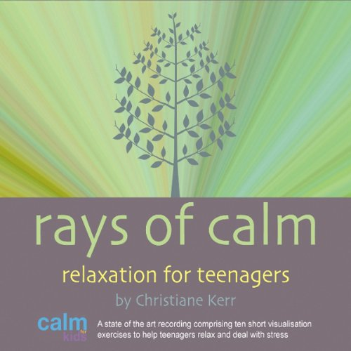 Rays of Calm audiobook cover art