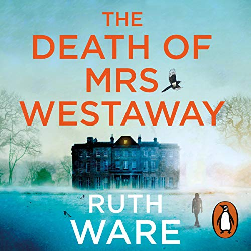 The Death of Mrs Westaway audiobook cover art