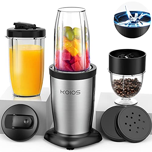 KOIOS 850W Personal Blender for Shakes and...