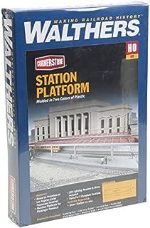 Walthers, Inc. Station Platform Kit, 11-3/4 x 2-1/4 X 2-5/8