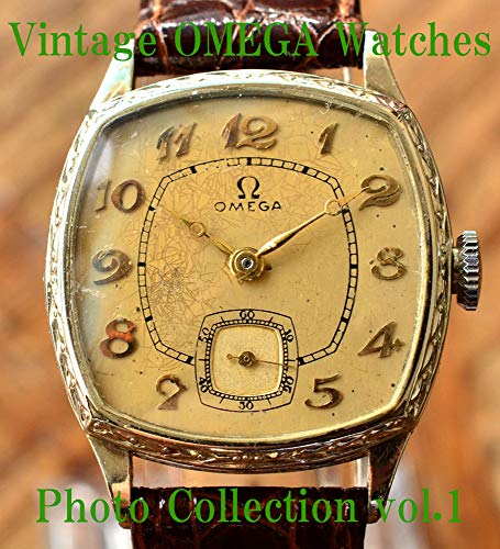 OMEGA Vintage Antique Watches Photo Collection vol.1 (English Edition)