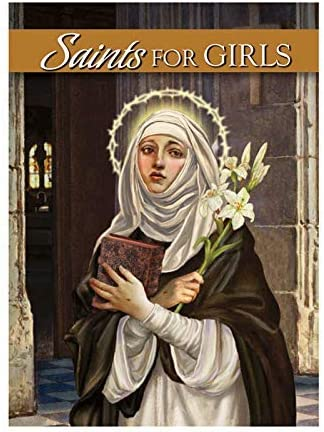 Saints for Girls OFFicial site - Aquinas Ranking TOP2 Press of 10 Pack Publication