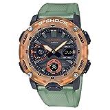 [カシオ] 腕時計 ジーショック カーボンコアガード構造 GA-2000HC-3AJF メンズ グリーン