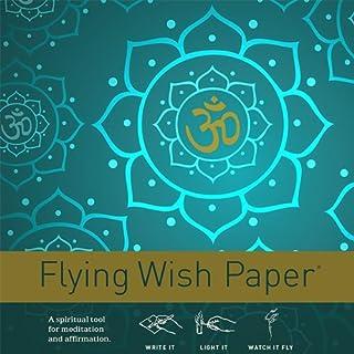 (Golden Om) - Flying Wish Small