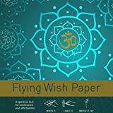 Flying Wish Paper Golden Om